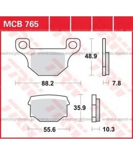 Klocki hamulcowe TRW MCB765