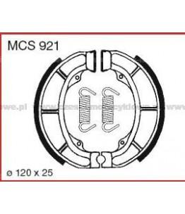 Szczęki hamulcowe TRW MCS 921