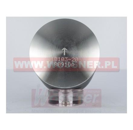 Tłok o średnicy 53.95mm. - 8091DA