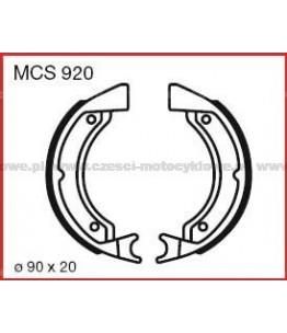 Szczęki hamulcowe TRW MCS 920