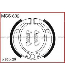 Szczęki hamulcowe TRW MCS 832