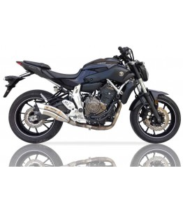 Wydech IXRACE 2 do Yamaha MT-07