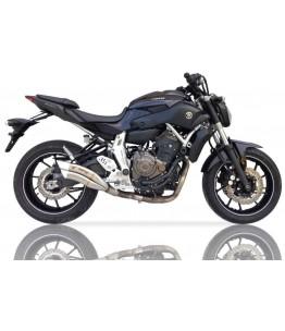 Wydech IXRACE 2 do Yamaha MT-07