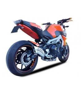 Wydech IXRACE 2 do Yamaha MT-09