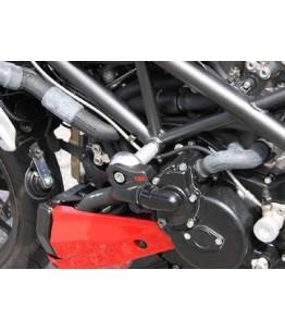 Zestaw montażowy Crash Padów do Ducati Multistrada 1200S, RS,