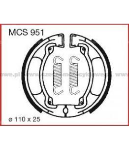 Szczęki hamulcowe TRW MCS 951