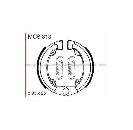 Szczęki hamulcowe TRW MCS 813