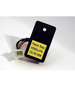 LED Przekaźnik przerywacz, różnych modeli Honda jak CBR600RR / CBR1000 06-08 i CB1000R, 12 V, 0, 05A do 10A (1-100W), 4-kierun