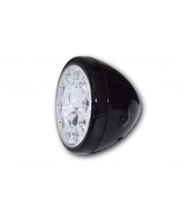 Reflektor przednia LED RENO TYP 1 Czarny