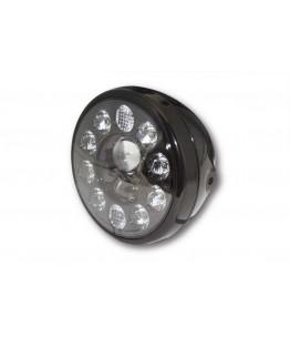 Reflektor 7 cali LED RENO TYP 1 czarny