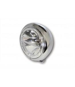 7-calowy LED reflektor VOYAGE HD-STYLE czarny, z homologacją EU