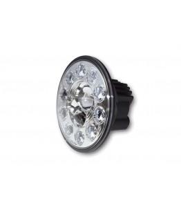 Wkład reflektora LED 7-calowy, okrągły, światła drogowe, mijania i pozycyjne, z homologacją EU