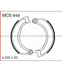 Szczęki hamulcowe TRW MCS 944