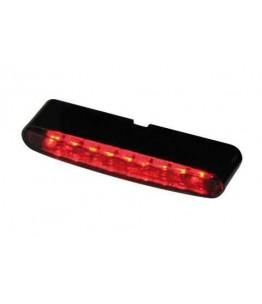 LED światło tylne STRIPE, dymione szkło, posiada homologację EU