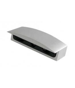 Oświetlenie tablicy rejestracyjnej ALU MICROi-LED kolor srebro E-homologacja