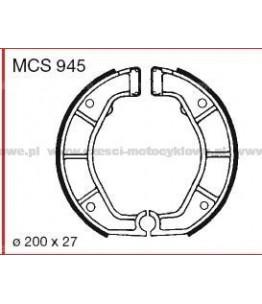 Szczęki hamulcowe TRW MCS 945