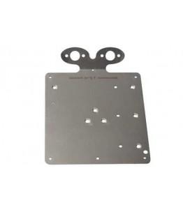 Płyta tablicy rejestracyjnej 200 mm do 2x 255-702 mikro CatEye