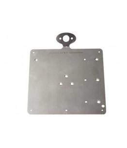 Płyta tablicy rejestracyjnej 220 mm do 255-702 mikro CatEye