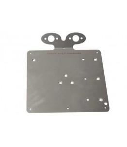 Płyta tablicy rejestracyjnej 220 mm do 2x 255-702 mikro CatEye