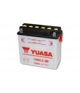 YUASA akumulator 12N5,5-3B