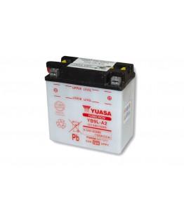 YUASA akumulator YB 9L-A2