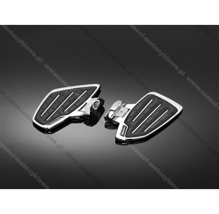 Podesty motocyklowe pasażera TECH GLIDE do C1800 / VL800. Producent: Highway Hawk.