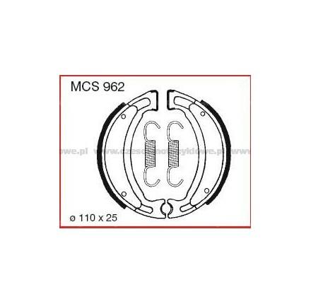 Szczęki hamulcowe TRW MCS 962