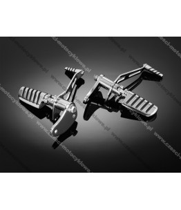 Set motocyklowy TECHGLIDE VS 600/750/800, nie posiada homologacji. Producent: Highway Hawk.