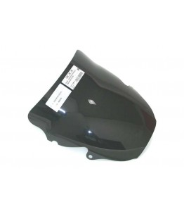Szyba MRA Turystyczna do Honda CBR 600 F, 95-98, czarna, posiada homologację EU