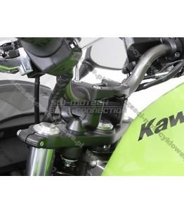 Podwyższenie kierownicy SW Motech do Kawasaki