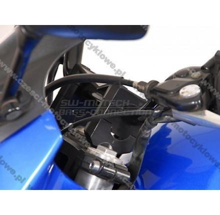 Podwyższenie kierownicy SW Motech do Kawasaki Z 750