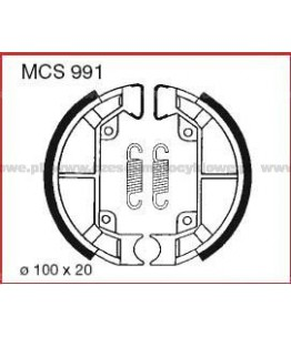 Szczęki hamulcowe TRW MCS 991