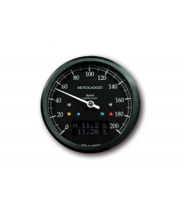 MOTOGADGET Chronoclassic Prędkościomierz