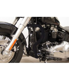 Fehling gmol, czarny do HD Softail Slim