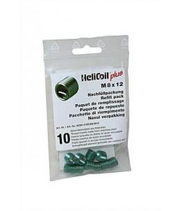 Wstaw HeliCoil wkładki gwintowe M8