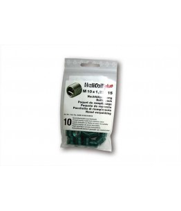 Wstaw HeliCoil wkładki gwintowe M10