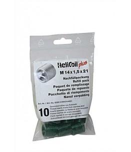 Wstaw HeliCoil wkładki gwintowe M14