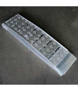 Rampa aluminiowa HEAVY DUTY do ciężkich Motocykli lub ATV Quad