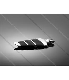 Podnóżki kierowcy SMOOTH do VT600/750DC/VTX180. Producent: Highway Hawk.