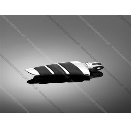 Podnóżki pasażera SMOOTH do XVS1300A. Producent: Highway Hawk.