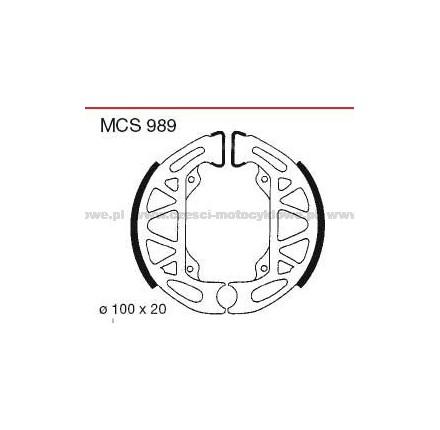 Szczęki hamulcowe TRW MCS 989