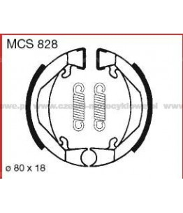 Szczęki hamulcowe TRW MCS 828