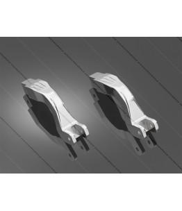 Przedłużenie podnóżków pasażera do VN900 + CL + VN2000. Producent: Highway Hawk.