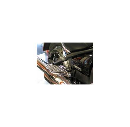 Podesty motocyklowe pasażera TECH GLIDE do VN900. Producent: Highway Hawk.