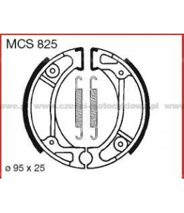 Szczęki hamulcowe TRW MCS 825