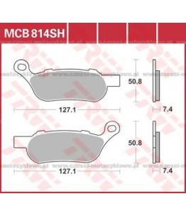 Klocki hamulcowe TRW MCB814SH