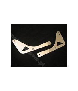 Uchwyty oparcia Sissy Bar do Honda VTX1300. Producent: Highway Hawk.