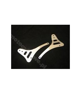Uchwyty oparcia Sissy Bar do Yamaha XVS1100 / XVS125. Producent: Highway Hawk.