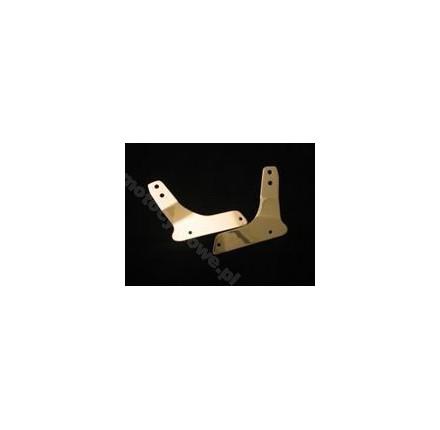 Uchwyty oparcia Sissy Bar do do VN15MS/1600MS/VZ1600. Producent: Highway Hawk.