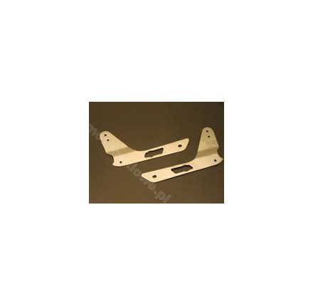 Uchwyty oparcia Sissy Bar do Thunderbird 1600. Producent: Highway Hawk.
